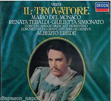 Verdi: Otello / Erede, Del Monaco, Tebaldi, Simionato - LP Decca