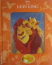 Disney the Lion King Magical Story Book (Hardback, 2016) '3D' Metallic Cover