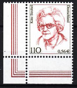BRD 2000 Mi. Nr. 2150 mit Eckrand Postfrisch LUXUS!!! (33448)