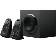 Logitech Z-623 2.1-Lautsprechersystem mit Subwoofer (Fesselnder THX-Sound)