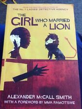 The girl who married a lion   free postage (books 4)