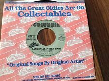 Marty Robbins-Tonight Carmen-Gardenias In Her Hair NEW 45 rpm
