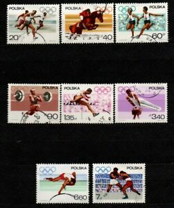 POLAND.  OLYMPIC APPEAL  1967 USED