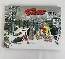 Giles The Collection 2013 by Carl Giles, Pre-Owned, Good Condition