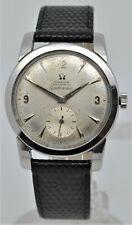 1950's Omega Seamaster 2766 bumper automatic gents dress watch
