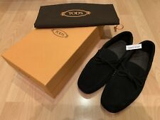 Tods Gommino Driving Shoes - Black (UK 8)