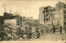 Building Unknown County/Country Collectable WWI Military Postcards (1914-1918)