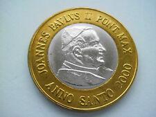 Vatikan 1 Euro Probe 2000, Papst Johannes Paul II.