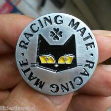VINTAGE SEV MARCHAL FOG LIGHT bulb HISTORY PIN FOR SALE CAT LOGO RACING MATE