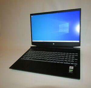 HP Pavilion Gaming Laptop - i7-10750H, GTX 1660 Ti Max-Q, 16 GB, 144 Hz Display
