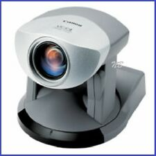 CANON VC-C4 PTZ COLOR VIDEO CAMERA webcam skype pan/tilt/zoom visca