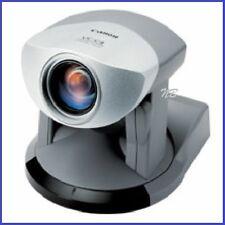 CANON VC-C4 PTZ COLOR VIDEO CAMERA webcam skype pan/tilt/zoom visca
