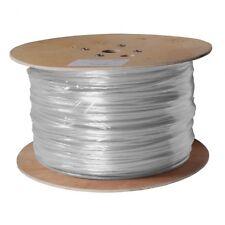Cavo elettrico 1x1,5 mmq doppio isolamento per elettrovalvole 9 e 24V 100 metri