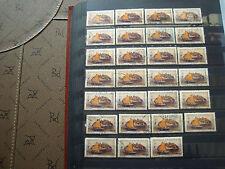 neues Caledonia Briefmarke YT Nr. 265 x27 gestempelt Briefmarke New Caledonia