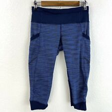 Lululemon Run for Fun Crops Size 6? See Measurements