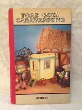 Kenneth Grahame / Paul Henning - Toad Goes Caravanning - 1st/1st 1947 Methuen