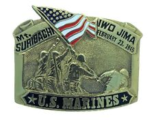 U.S Marines Gürtelschnalle