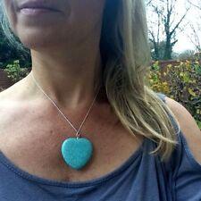 Handmade Turquoise 18k Fine Necklaces & Pendants