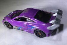 RARE Hot Wheels Purple Toyota Celica - Walgreens Battery Promo Exclusive