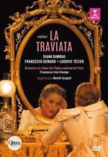 La Traviata: Opera De Paris (Ciampa) DVD (2015) Benoit Jacquot cert E ***NEW***