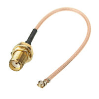 LDARC KK 220 FPV Drone Part IPEX to SMA Female Antenna Extend Cable 120mm