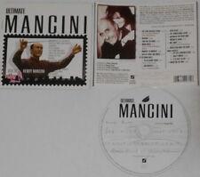 Henry Mancini - Ultimate Mancini  - U.S. promo label cd