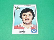 PANINI FOOTBALL EURO FOOTBALL 79 1978-1979 N°247 JOE HARPER ABERDEEN SCOTLAND