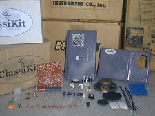 Unbuilt Classikit AM FM Transistor Radio KIT with CXA1691 IC+ Heathkit Eico Docs