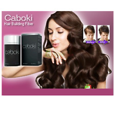 Latest Caboki Hair Building Fiber - 25gms Black Color Free Shipping From India.