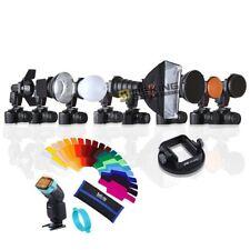 SGA-K9 Speedlight Flash Modifiers K9 Kit For Canon Nikon YongNuo Flash Speedlght