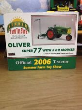 1/16 Oliver Super 77 With #82 Mower