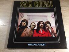 LP Sam Gopal – Escalator VINYL FOC RE 1999 ITALY  Get Back – GET 523