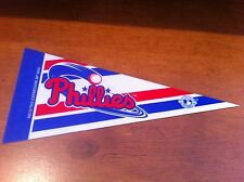 Philadelphia Phillies FELT BASEBALL PENNANT! FREE SHIPPING!