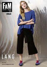 Lang Yarns fatto a mano no.243 URBAN primavera/estate 2017