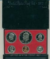 1977 S UNITED STATES PROOF SET ORIGINAL GOVERNMENT BOX
