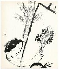 Marc Chagall original lithograph 90808080