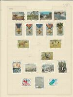 south african 1990 stamps page ref 17897
