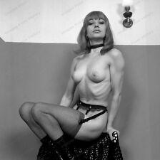 8x10 Print Sexy Mature Model Pin Up 1968 Nudes #1010459