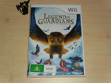 Legend of the Guardians: The Owls of Ga'Hoole - Nintendo Wii - PAL Format - VGC
