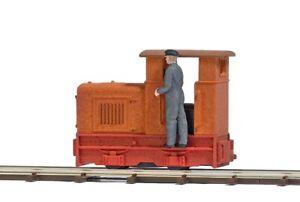 Busch 12180 H0f Diesel Locomotive Gmeinder 15/18 # New Original Packaging #