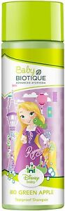 Biotique Bio Disney Princess Baby Tear Proof Shampoo Green Apple 190ml pack of 2