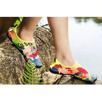 Chaussures de Natation Unisexe Chaussures de Plage Plongée Chaussures Aqua