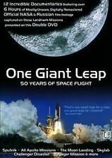 ONE GIANT LEAP: 50 Yrs Of Space Flight: 2DVD NEW