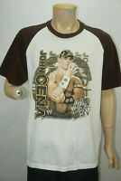 WWF Wrestling Tee John Cena T Shirt Short Sleeve 100% Cotton Mens Large