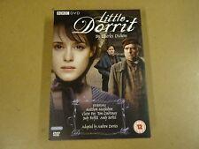 4-DISC DVD BOX / LITTLE DORRIT ( CHARLES DICKENS, BBC, MATTHEW MACFADYEN... )