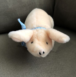 Rudy the Pig #427 Muffy VanderBear's Pig, Down on the Farm Collection ~ 1991