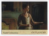 Outlander Season 2 (2017) RAINBOW FOIL BASE Card #06 / FAMILY CONNECTIONS