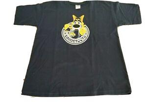 BUFFALO SABRES SABRETOOTH NHL T-shirt Youth Kids XL NWOT