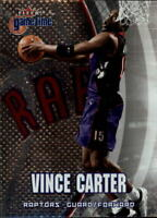 2000-01 Fleer Game Time Basketball Cards Pick From List