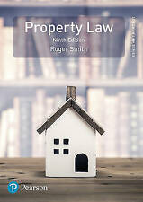 Property Law by Roger Smith (Paperback, 2017)